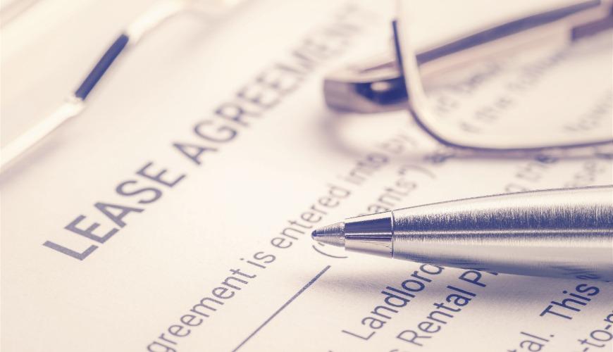 Rental Agreement in Spain
